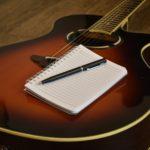 composer une mélodie à la guitare