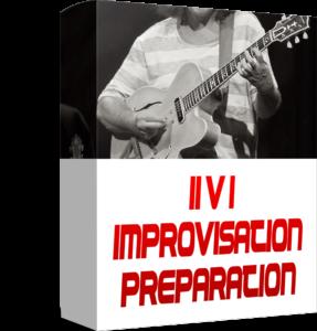 formation II V I préparation à l'impro