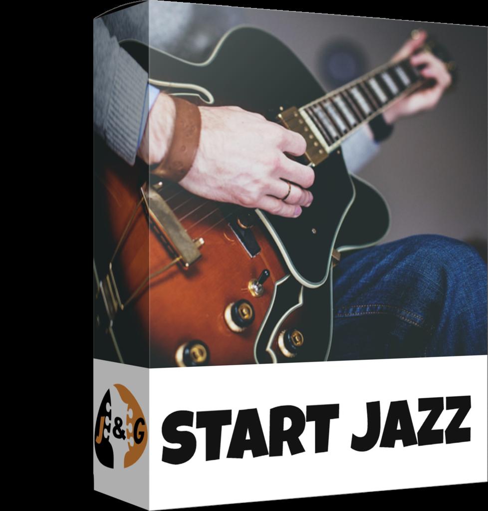 Start Jazz formation